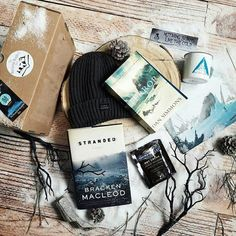 Nocturnal Reader's Box - Subscription Box for fans of Horror, Sci-Fi, Fantasy Books and all things dark! Buy Boxes, Monthly Subscription Boxes, Diy Presents, Fantasy Books, Custom Art, Book Worms, Nerd, Etsy Shop, Sci Fi