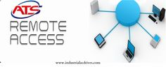 #Remote #Access - Remote Access Services refers to any combination of hardware and software to enable the remote access tools or information that typically reside on a network of IT devices. See more at: http://www.industrialacdrives.com/