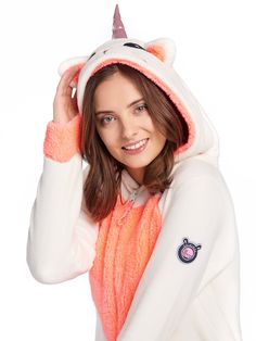 343bf6df0d710 Combinaison Pyjama Caticorn Adulte