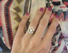 unique wedding rings best photos - wedding rings  - cuteweddingideas.com