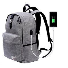 0cafe7c01a Laptop Backpack-Beyle Anti-theft Water Resistant Travel l... https