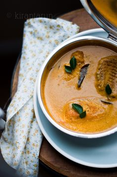 This is just beautiful. Coconut fish curry.  #glutenfree