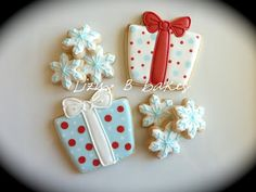 Lizy B: galletas de Navidad ... ¡por fin!