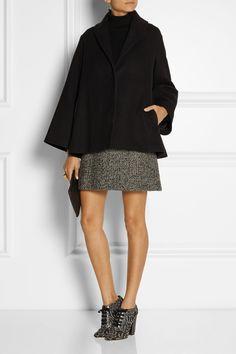 Dolce & Gabbana | Vally embellished macramé ankle boots | NET-A-PORTER.COM