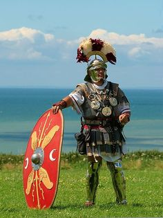 Locusta's true love is a centurion who cannot wed until he has fulfilled his commission.