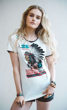 Double D Ranch Spring Trading Days Tee  http://www.cowgirlkim.com/double-d-ranch-spring-trading-days-tee.html