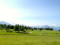 Absinthe La Reine in a Golf tournament www.