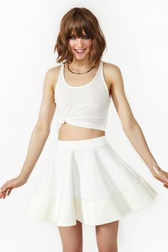 Dream On Skater Skirt