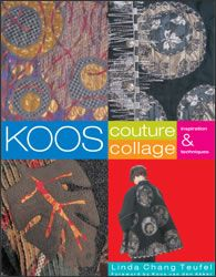 Koos Couture Collage Inspiration and Techniques by Linda Chang Teufel :: Gallery shop :: Art Gallery NSW