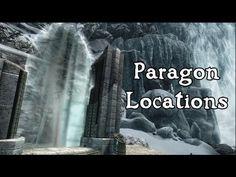 ▶ Skyrim: Dawnguard - Paragon Locations - YouTube