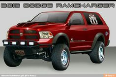 2017 Concept Of A Dodge Ramcharger