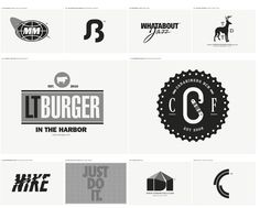 Logos by Mark Brooks