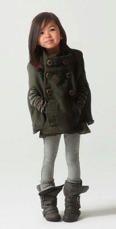 jacket for girl // chaqueta para niña