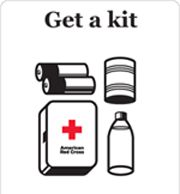 At a minimum, have the basic supplies listed below. Keep supplies in an easytocarry emergency preparedness kit that you can use at home or take with you in case you must evacuate.    Water—one gallon per person, per day (3day supply for evacuation, 2week supply for home)  Food—nonperishable, easytoprepare items (3day supply for evacuation, 2week supply for home)  Flashlight  Batterypowered or handcrank radio (NOAA Weather Radio, if possible)  Extra batteries  First aid kit  Medicat...
