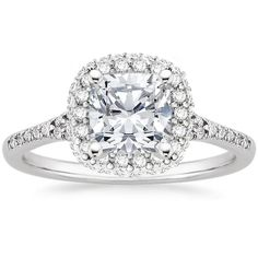 18K White Gold Circa Diamond Ring (1/2 ct. tw.) from Brilliant Earth