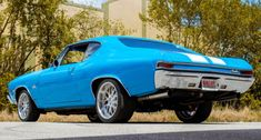 This Pro Touring Chevrolet Chevelle is built to turn heads at both car shows and the streets. Check out the video for all details and a test drive!