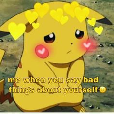 The post appeared first on Wholesome Memes. Pokemon, Pikachu, Cartoon Memes, Cat Memes, Funny Memes, Just In Case, Just For You, Flirty Memes, Response Memes