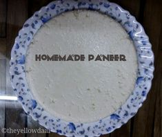 How to Make Paneer/Cottage cheese is your complete guide to making Paneer. There is no comparisons of fresh homemade paneer to the store bought one. Its also the main ingredient for most fav Indian dishes. Indian Desserts, Indian Dishes, Indian Food Recipes, Paneer Recipes, Delicious Vegan Recipes, Vegetarian Recipes, Snack Recipes, Yummy Food, How To Make Paneer