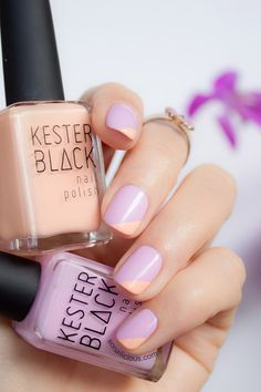 16 cute easter nail designs - best easter nails and nail art ideas Easter Nail Designs, Simple Nail Art Designs, Nail Designs Spring, Easy Designs, Pastel Nail Art, Nail Art Diy, Easy Nail Art, Minimalist Nails, Spring Nail Art
