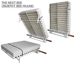 """Visit our web site for additional info on """"murphy bed ideas space saving"""". It is actually an excellent spot to get more information. Murphy Bed Kits, Queen Murphy Bed, Best Murphy Bed, Murphy Bed Plans, Bed Mattress, Sofa Bed, Murphy-bett Ikea, Horizontal Murphy Bed, Home"""