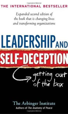 leadership and self deception getting out of the box audiobook download