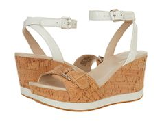 Rockport Talayeh Buckle Ankle Strap Bright White - Zappos.com Free Shipping BOTH Ways