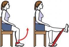 Muscler ses quadriceps avec élastique