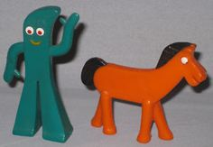Gumby and Pokey