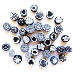 Shop powered by PrestaShop Douglas Jones, Cerise Pink, Charcoal, Mosaic, Clay, Floral, Jewelry, Products, Jewlery
