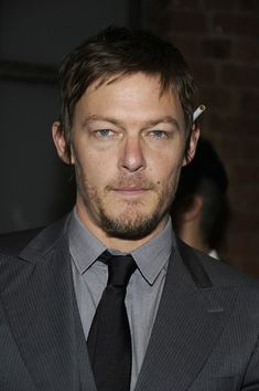 "Norman Reedus Photos - AMC's ""Breaking Bad"" Season 5 Premiere - Comic-Con International 2012 - Zimbio"