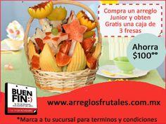 Buen Fin  arreglosfrutales.com.mx