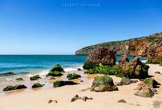 A beautiful beach in South-West Portugal