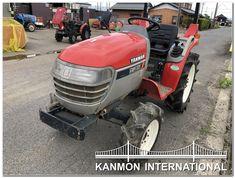 UsedJapaneseTractors.jp : YANMAR AF17 4WD Outdoor Power Equipment, Monster Trucks, Vehicles, Tractor, Vehicle, Tools