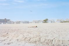Far Rockaway beach is being reconstructed after Hurricane Sandy