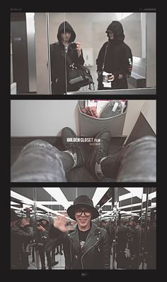 JUNGKOOK x JIMIN | Golden Closet Film in Tokyo ♡