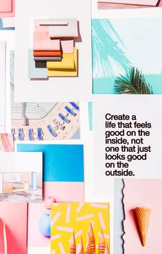 Get inspired by creating a summer style guide.