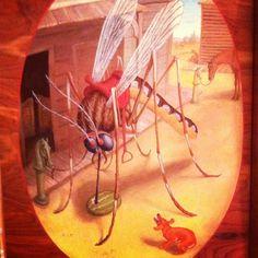Paul. O. Zelinksy-Swamp Angel and Dust Devil