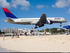 Delta Air Lines  Boeing 757-232