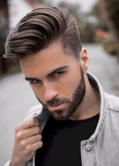 Nice 24 Latest Trendy Mens Hairstyles Fashion 2018 The post 24 Latest Trendy Mens Hairstyles Fashion appeared first on Noymy . Trendy Mens Hairstyles, Black Men Hairstyles, Fashion Hairstyles, Men's Hairstyles, Longer Boys Hairstyles, Mens Hairstyles Professional, Mens Mid Length Hairstyles, Medium Hair Hairstyles, Hairstyle Ideas