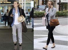 model street style : diane kruger - LA