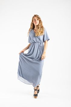 535cc2c5b7a 9 Best dusty blue dress images