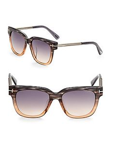 7a32312709e TOM FORD EYEWEAR 54MM WAYFARER SUNGLASSES.  tomfordeyewear   Tom Ford  Eyewear