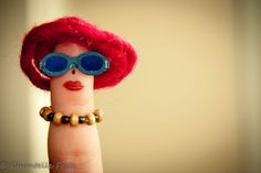 red hat finger