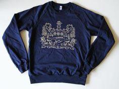 Alpha Xi Delta crest sweatshirt. Love.