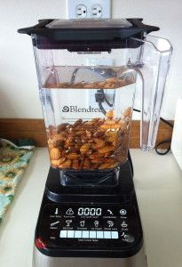 How To Make Nut Milk Using a Blendtec