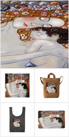 My Klimt Serie : Mother & Child