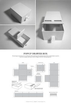 dielines box