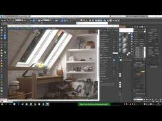 Corona Render - 3DsMax - Bài 1 Change Vray to Corona - Lướt sóng - YouTube