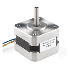Picture of Arduino Stepper Motors