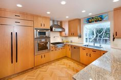 Modern Kitchen Design Bay Area